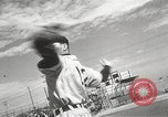 Image of Detroit Tigers baseball team Florida United States USA, 1950, second 19 stock footage video 65675062754