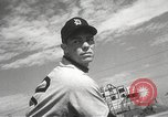 Image of Detroit Tigers baseball team Florida United States USA, 1950, second 20 stock footage video 65675062754