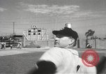 Image of Detroit Tigers baseball team Florida United States USA, 1950, second 22 stock footage video 65675062754