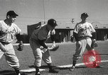 Image of Detroit Tigers baseball team Florida United States USA, 1950, second 26 stock footage video 65675062754