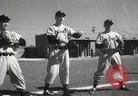 Image of Detroit Tigers baseball team Florida United States USA, 1950, second 27 stock footage video 65675062754