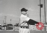 Image of Detroit Tigers baseball team Florida United States USA, 1950, second 33 stock footage video 65675062754