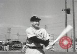Image of Detroit Tigers baseball team Florida United States USA, 1950, second 34 stock footage video 65675062754