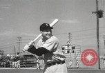 Image of Detroit Tigers baseball team Florida United States USA, 1950, second 35 stock footage video 65675062754