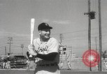 Image of Detroit Tigers baseball team Florida United States USA, 1950, second 36 stock footage video 65675062754