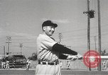 Image of Detroit Tigers baseball team Florida United States USA, 1950, second 37 stock footage video 65675062754