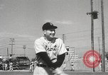 Image of Detroit Tigers baseball team Florida United States USA, 1950, second 38 stock footage video 65675062754