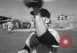 Image of Detroit Tigers baseball team Florida United States USA, 1950, second 39 stock footage video 65675062754