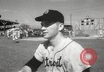 Image of Detroit Tigers baseball team Florida United States USA, 1950, second 42 stock footage video 65675062754