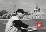 Image of Detroit Tigers baseball team Florida United States USA, 1950, second 45 stock footage video 65675062754