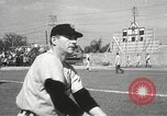 Image of Detroit Tigers baseball team Florida United States USA, 1950, second 46 stock footage video 65675062754
