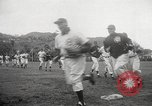 Image of Chicago Cubs baseball Spring Training Catalina Island California United States USA, 1950, second 3 stock footage video 65675062756
