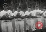 Image of Chicago Cubs baseball Spring Training Catalina Island California United States USA, 1950, second 11 stock footage video 65675062756