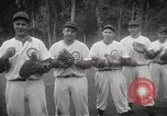 Image of Chicago Cubs baseball Spring Training Catalina Island California United States USA, 1950, second 12 stock footage video 65675062756