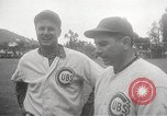 Image of Chicago Cubs baseball Spring Training Catalina Island California United States USA, 1950, second 15 stock footage video 65675062756
