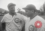 Image of Chicago Cubs baseball Spring Training Catalina Island California United States USA, 1950, second 16 stock footage video 65675062756
