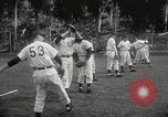 Image of Chicago Cubs baseball Spring Training Catalina Island California United States USA, 1950, second 19 stock footage video 65675062756