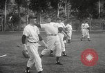 Image of Chicago Cubs baseball Spring Training Catalina Island California United States USA, 1950, second 21 stock footage video 65675062756