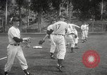 Image of Chicago Cubs baseball Spring Training Catalina Island California United States USA, 1950, second 22 stock footage video 65675062756