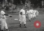 Image of Chicago Cubs baseball Spring Training Catalina Island California United States USA, 1950, second 23 stock footage video 65675062756