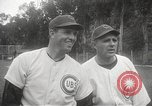 Image of Chicago Cubs baseball Spring Training Catalina Island California United States USA, 1950, second 24 stock footage video 65675062756