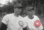 Image of Chicago Cubs baseball Spring Training Catalina Island California United States USA, 1950, second 25 stock footage video 65675062756