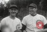 Image of Chicago Cubs baseball Spring Training Catalina Island California United States USA, 1950, second 28 stock footage video 65675062756