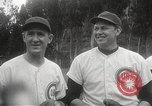 Image of Chicago Cubs baseball Spring Training Catalina Island California United States USA, 1950, second 29 stock footage video 65675062756