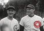 Image of Chicago Cubs baseball Spring Training Catalina Island California United States USA, 1950, second 30 stock footage video 65675062756
