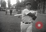 Image of Chicago Cubs baseball Spring Training Catalina Island California United States USA, 1950, second 35 stock footage video 65675062756