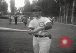 Image of Chicago Cubs baseball Spring Training Catalina Island California United States USA, 1950, second 37 stock footage video 65675062756