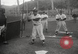 Image of Chicago Cubs baseball Spring Training Catalina Island California United States USA, 1950, second 39 stock footage video 65675062756