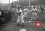 Image of Chicago Cubs baseball Spring Training Catalina Island California United States USA, 1950, second 40 stock footage video 65675062756
