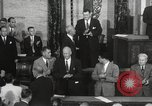 Image of Syngman Rhee Washington DC USA, 1954, second 15 stock footage video 65675062757