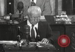 Image of Syngman Rhee Washington DC USA, 1954, second 36 stock footage video 65675062757