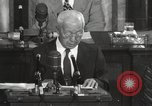 Image of Syngman Rhee Washington DC USA, 1954, second 37 stock footage video 65675062757