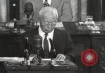 Image of Syngman Rhee Washington DC USA, 1954, second 46 stock footage video 65675062757
