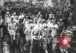 Image of 100 mile walking race United Kingdom, 1954, second 5 stock footage video 65675062763