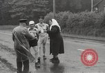 Image of 100 mile walking race United Kingdom, 1954, second 14 stock footage video 65675062763