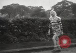 Image of 100 mile walking race United Kingdom, 1954, second 22 stock footage video 65675062763