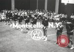 Image of exhibition match Monticello New York USA, 1954, second 1 stock footage video 65675062764