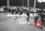 Image of exhibition match Monticello New York USA, 1954, second 3 stock footage video 65675062764