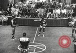 Image of exhibition match Monticello New York USA, 1954, second 5 stock footage video 65675062764