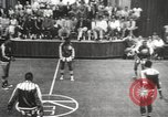 Image of exhibition match Monticello New York USA, 1954, second 6 stock footage video 65675062764