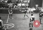 Image of exhibition match Monticello New York USA, 1954, second 12 stock footage video 65675062764