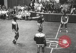Image of exhibition match Monticello New York USA, 1954, second 14 stock footage video 65675062764