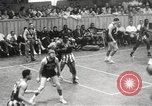Image of exhibition match Monticello New York USA, 1954, second 37 stock footage video 65675062764