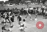 Image of exhibition match Monticello New York USA, 1954, second 38 stock footage video 65675062764