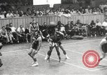 Image of exhibition match Monticello New York USA, 1954, second 39 stock footage video 65675062764