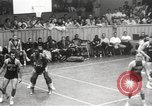 Image of exhibition match Monticello New York USA, 1954, second 40 stock footage video 65675062764